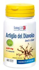 Longlife Artiglio Del Diavolo 500 Mg
