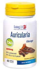 Longlife Auricolaria Bio 500 mg