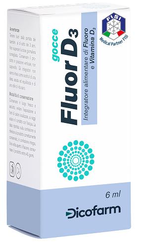Fluor D3 Gocce