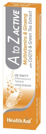 Multivitaminico A/Z Activ