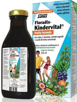 Kindervital Fruity Formula Potenziata