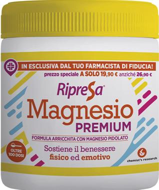 Ripresa Magnesium Premium