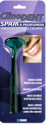 Spaik By Clinodent Il Puliscilingua