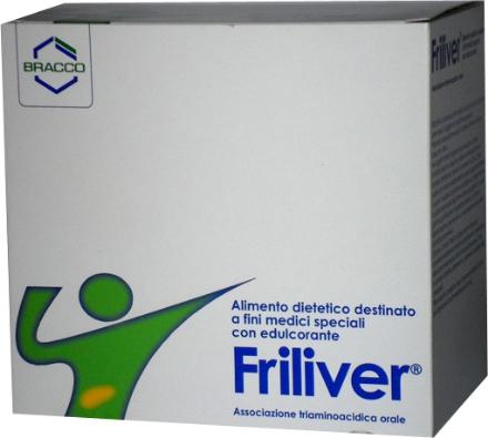Friliver Associazione Triaminoacidica Orale