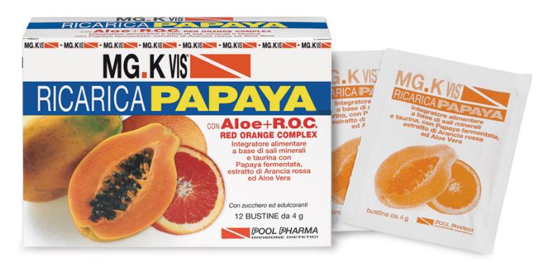 Mgk Vis Ricarica Papaya