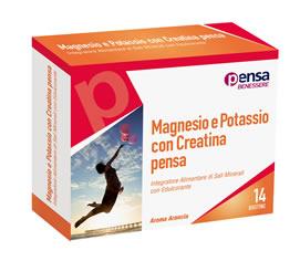 Magnesio E Potassio C/Cre