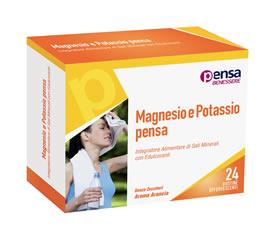 Magnesio E Potassio Pensa