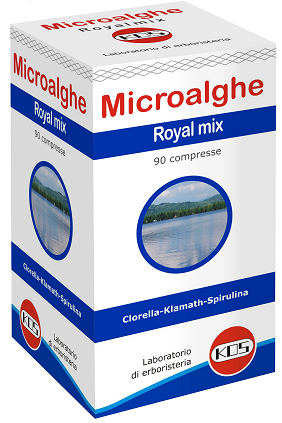 Microalghe Royal Mix