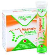 Magnesio Potassio 10 Buste Profar