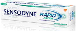 Sensodyne Rapid Action Extra Fresh