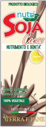 Terra E Pane Nutrisoia Al Cioccolato