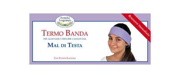 Termo Banda - Antiche Fragranze