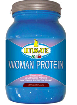 Woman Protein