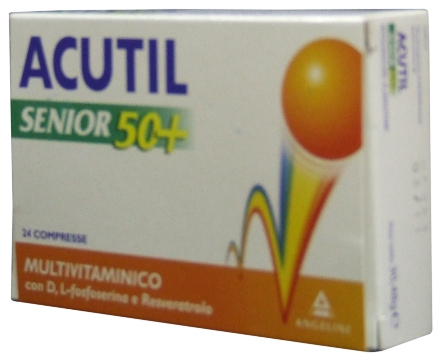 Acutil Senior 50+