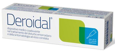 Deroidal