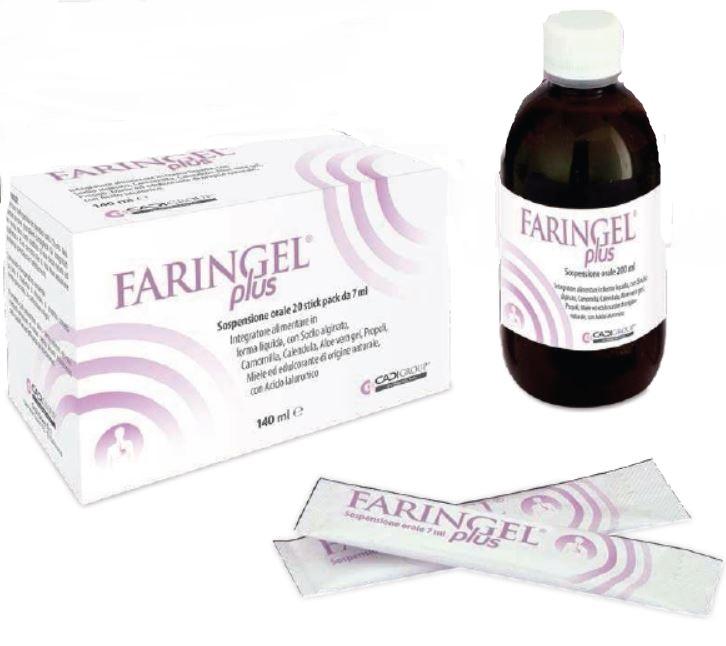 Faringel Plus