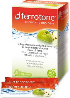 Ferrotone Apple