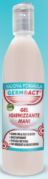 De Nigris - Germ Act