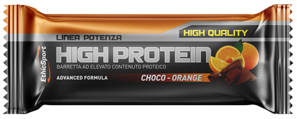 Ethicsport-Potenza High Protein Chocolate/Orange