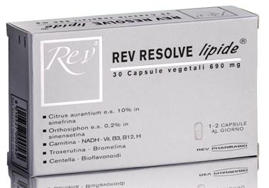 Rev Resolve Capsule