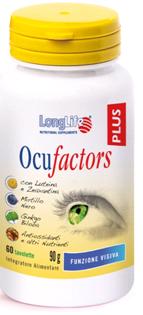 LongLife Ocufactors Plus