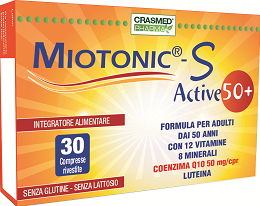 Miotonic-S Active 50+