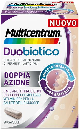Multicentrum Duobiotico Capsule