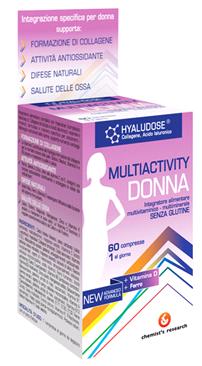 Multiactivity Donna
