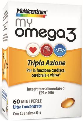 Multicentrum MyOmega 3
