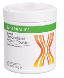 Formula 3 - Personalized Protein Powder