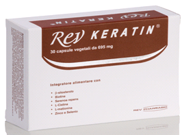 Rev Keratin Capsule