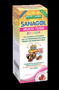 Sanagol Muco Tuss Junior