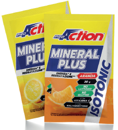 Mineral Plus Isotonic Limone