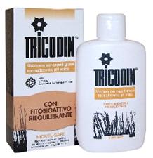 Tricodin Shampoo Cap. Grassi