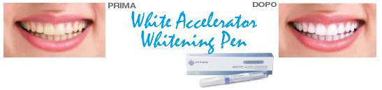White Accelerator